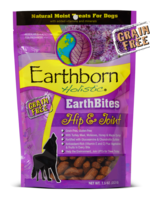 Earthborn by Midwestern Pet Earthborn Dog Treat EarthBites Hip and Joint 7.5 oz
