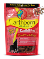 Earthborn by Midwestern Pet Earthborn Dog Treat EarthBites Lamb Flavor 7.5 oz