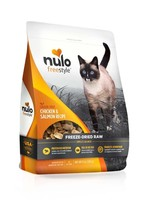Nulo Nulo Freestyle Cat Treat Freeze-Dried Raw Chicken and Salmon 3.5 oz