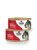 Nulo Nulo Freestyle Cat Can Beef and Lamb 5.5 oz