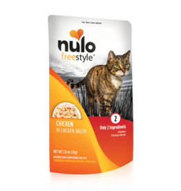 Nulo Nulo Freestyle Cat Pouch Chicken 2.8 oz