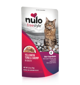 Nulo Nulo Freestyle Cat Pouch Tuna & Shrimp 2.8 oz