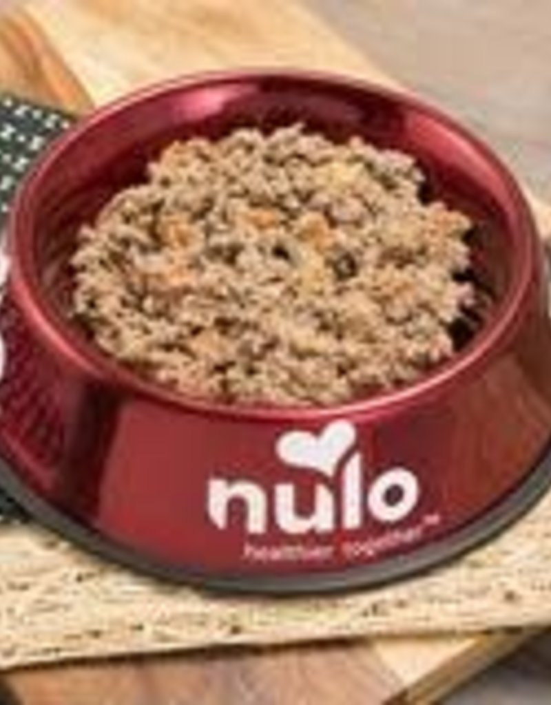 Nulo Nulo Freestyle Dog Can Adult Chicken, Carrot, and Peas 13 oz