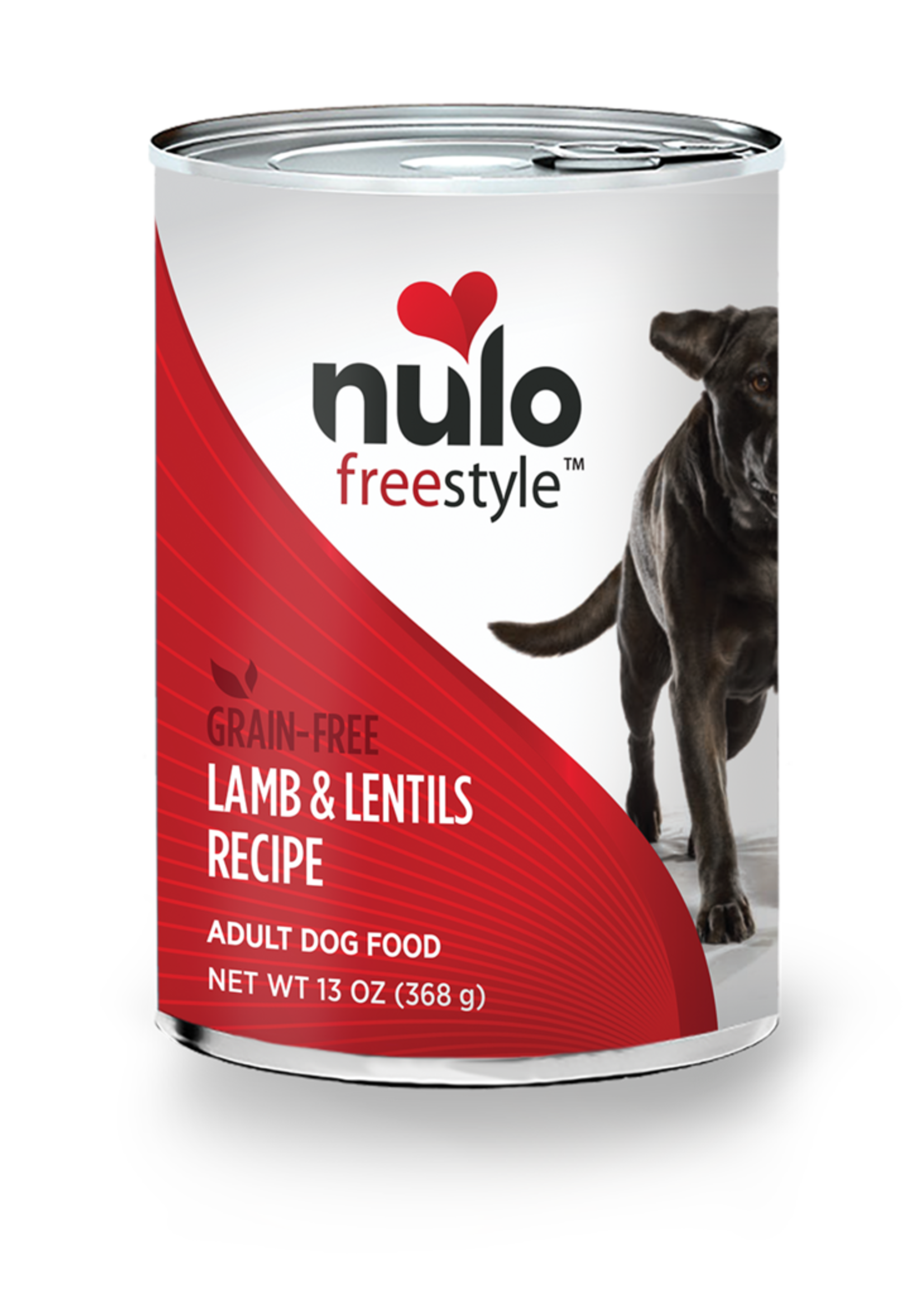 Nulo Nulo Freestyle Dog Can Adult Lamb and Lentils 13 oz