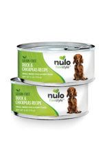 Nulo Nulo Freestyle Dog Can Small Breed Duck and Chickpea 6 oz