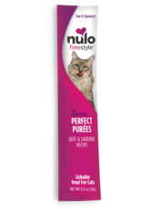 Nulo Nulo Freestyle Cat Treat Perfect Purees Beef and Sardine 0.5 oz