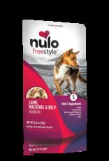Nulo Nulo Freestyle Dog Pouch Lamb, Mackerel, and Kelp 2.8 oz