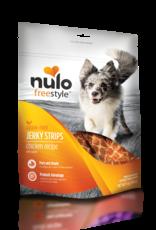 Nulo Nulo Freestyle Dog Treat Jerky Strips Chicken 5 oz