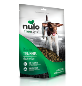 Nulo Nulo Freestyle Dog Treat Trainers Duck 4 oz