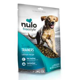 Nulo Nulo Freestyle Dog Treat Trainers Salmon 4 oz
