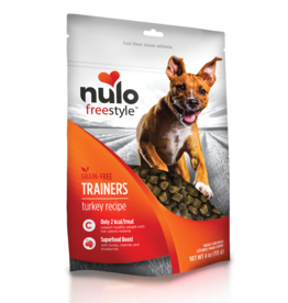 Nulo Nulo Freestyle Dog Treat Trainers Turkey 4 oz