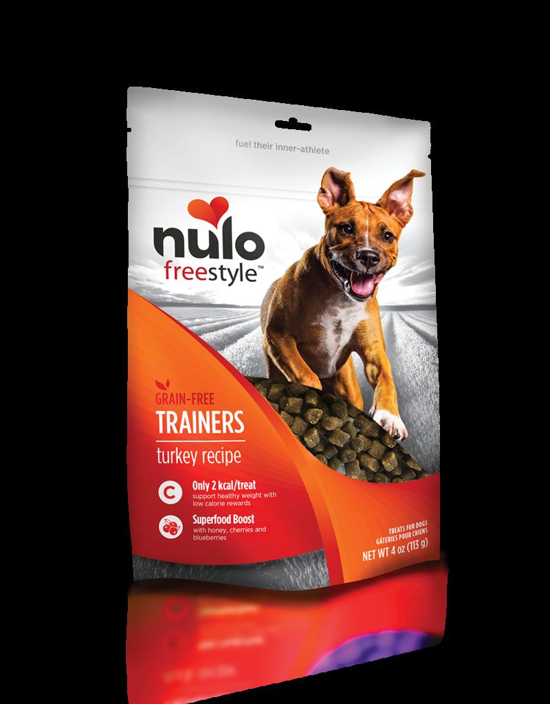 Nulo Nulo Freestyle Dog Treat Trainers Turkey 4 oz