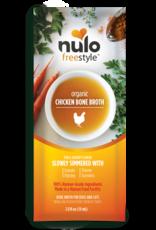 Nulo Nulo Freestyle Bone Broth Organic Chicken 2 oz