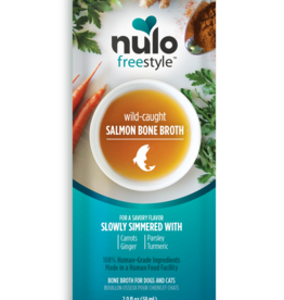 Nulo Nulo Freestyle Bone Broth Wild-Caught Salmon 2 oz