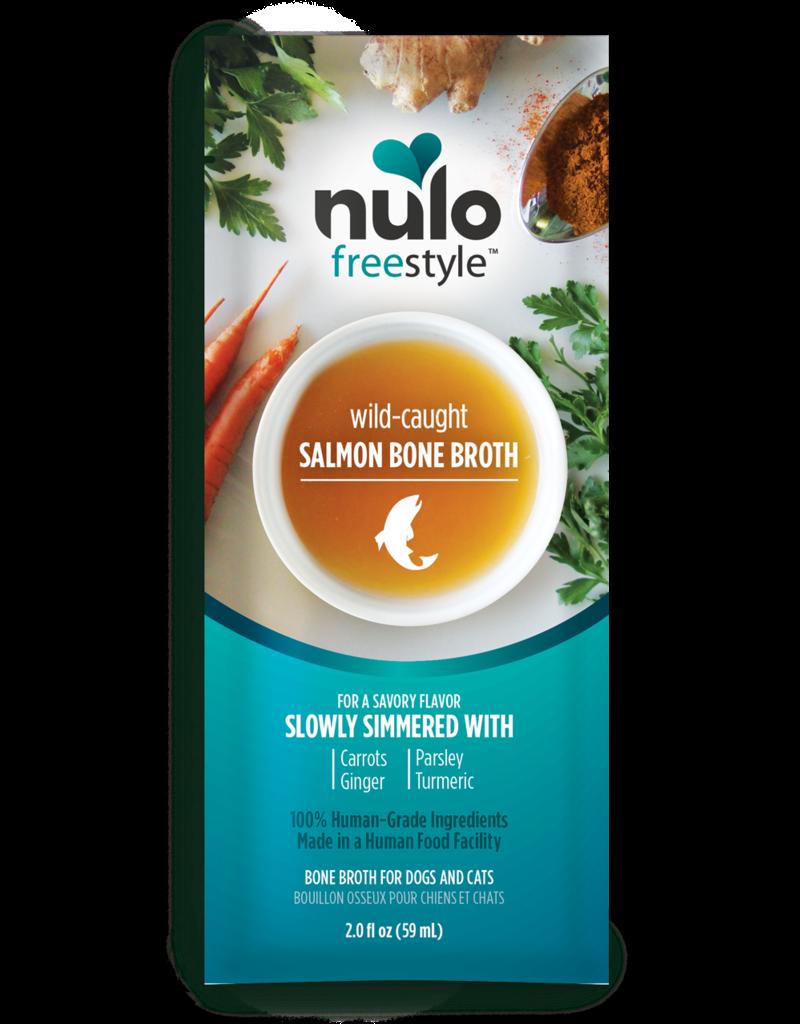 Nulo Nulo Freestyle Bone Broth Wild-Caught Salmon 2 oz