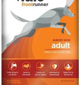 Nulo Nulo Frontrunner Dog Dry Adult Turkey, Trout, and Spelt 23 lbs