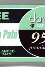Dave's Pet Food Dave's Cat Can 95% Premium Tuna and Chicken Pate 5.5 oz