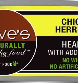 Dave's Pet Food Dave's Cat Can Naturally Healthy Chicken and Herring 5.5 oz