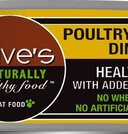 Dave's Pet Food Dave's Cat Can Naturally Healthy Poultry Platter 5.5 oz