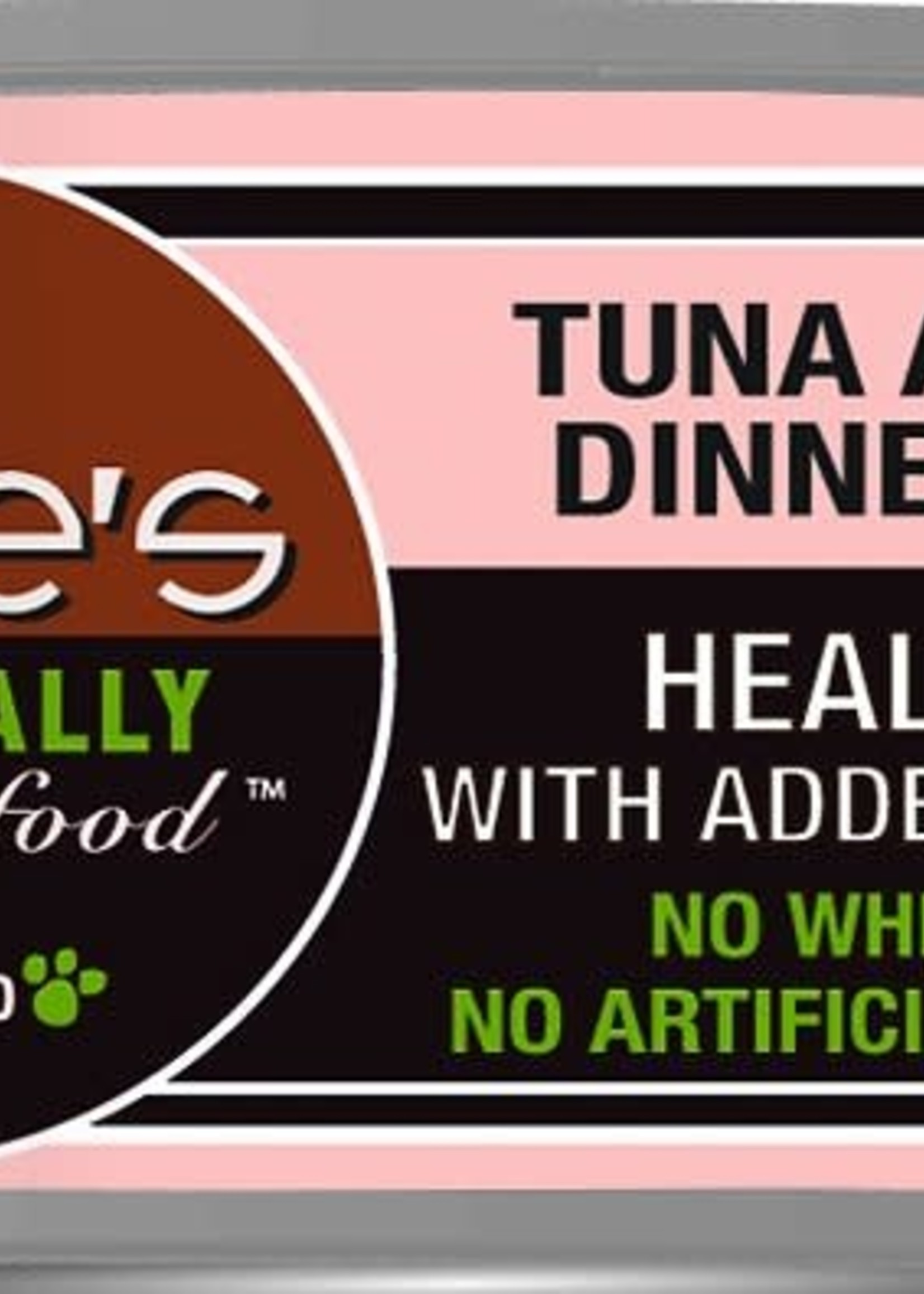 Dave's Pet Food Dave's Cat Can Naturally Healthy Tuna and Shrimp 5.5 oz