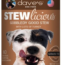 Dave's Pet Food Dave's Dog Can Stewlicious Turkey 13 oz