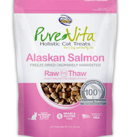 PureVita PureVita Cat Treat Freeze Dried Salmon 1.1 oz