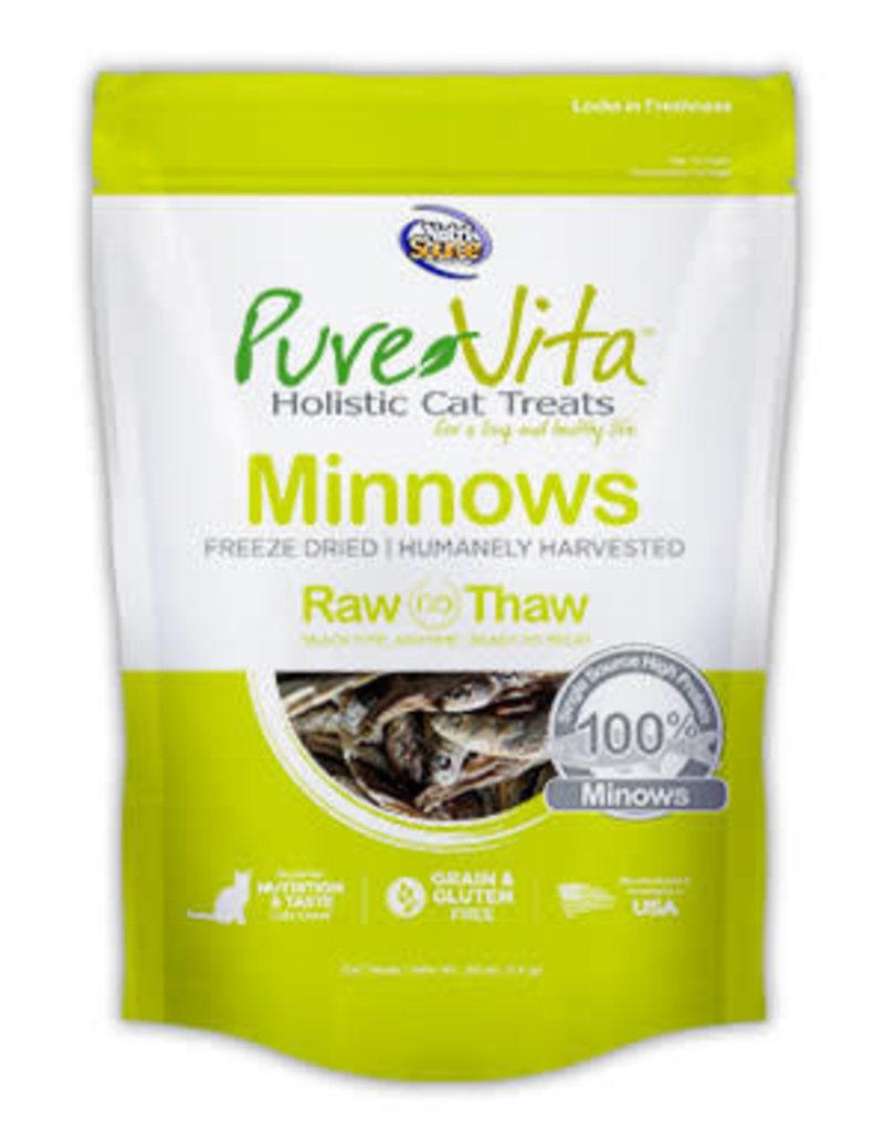 PureVita PureVita Cat Treat Freeze Dried Minnows 0.5 oz