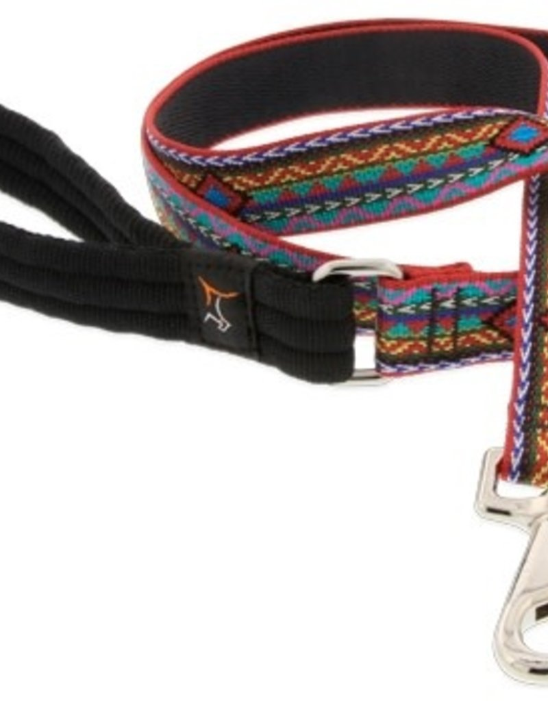 """LupinePet Lupine K9 3/4"""" 6ft Leash El Paso"""