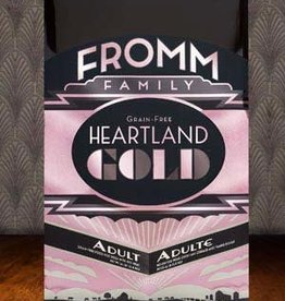 Fromm Family Foods, LLC Fromm Dog Dry Heartland Gold Adult