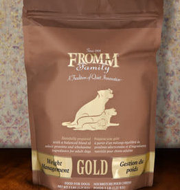 Fromm Family Foods, LLC Fromm Dog Dry Gold Weight Management