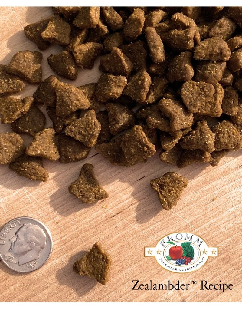Fromm Family Foods, LLC Fromm Dog Dry 4 Star Zealambder