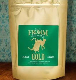 Fromm Family Foods, LLC Fromm Cat Dry Gold Adult