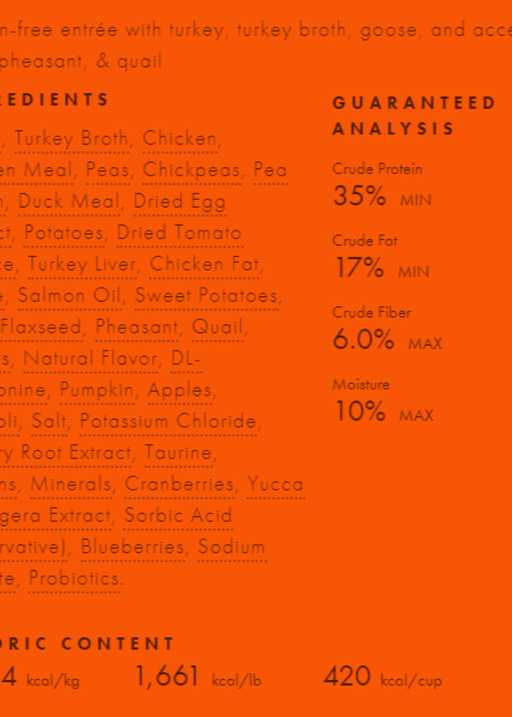 Fromm Family Foods, LLC Fromm Cat Dry 4 Star GF Game Bird Recipe