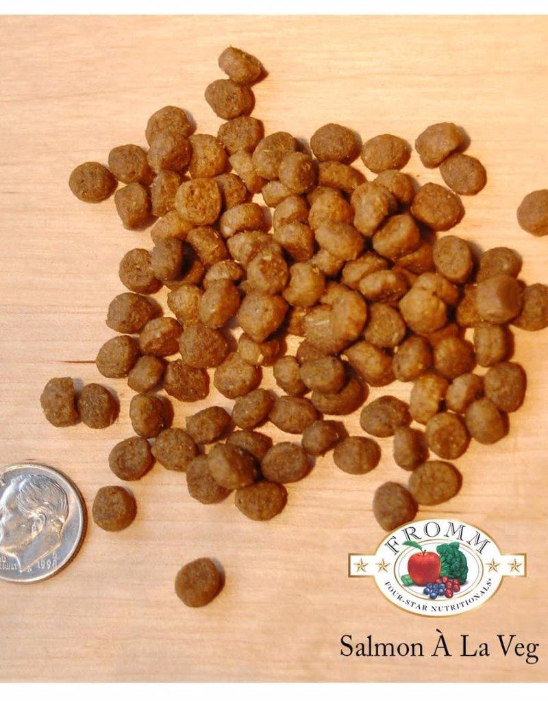 Fromm Family Foods, LLC Fromm Cat Dry 4 Star Salmon a la Veg