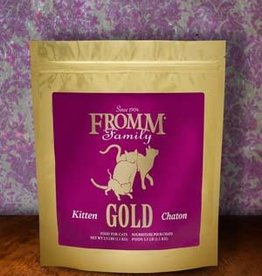 Fromm Family Foods, LLC Fromm Cat Dry Gold Kitten