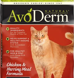 AvoDerm by Breeder's Choice AvoDerm Cat Dry Chicken and Herring