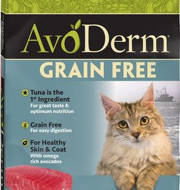 Breeder's Choice Pet Foods, Inc. AvoDerm Cat Dry GF Tuna, Lobster and Crab