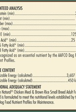 Breeder's Choice Pet Foods, Inc. AvoDerm Dog Dry Chicken and Rice Small Breed