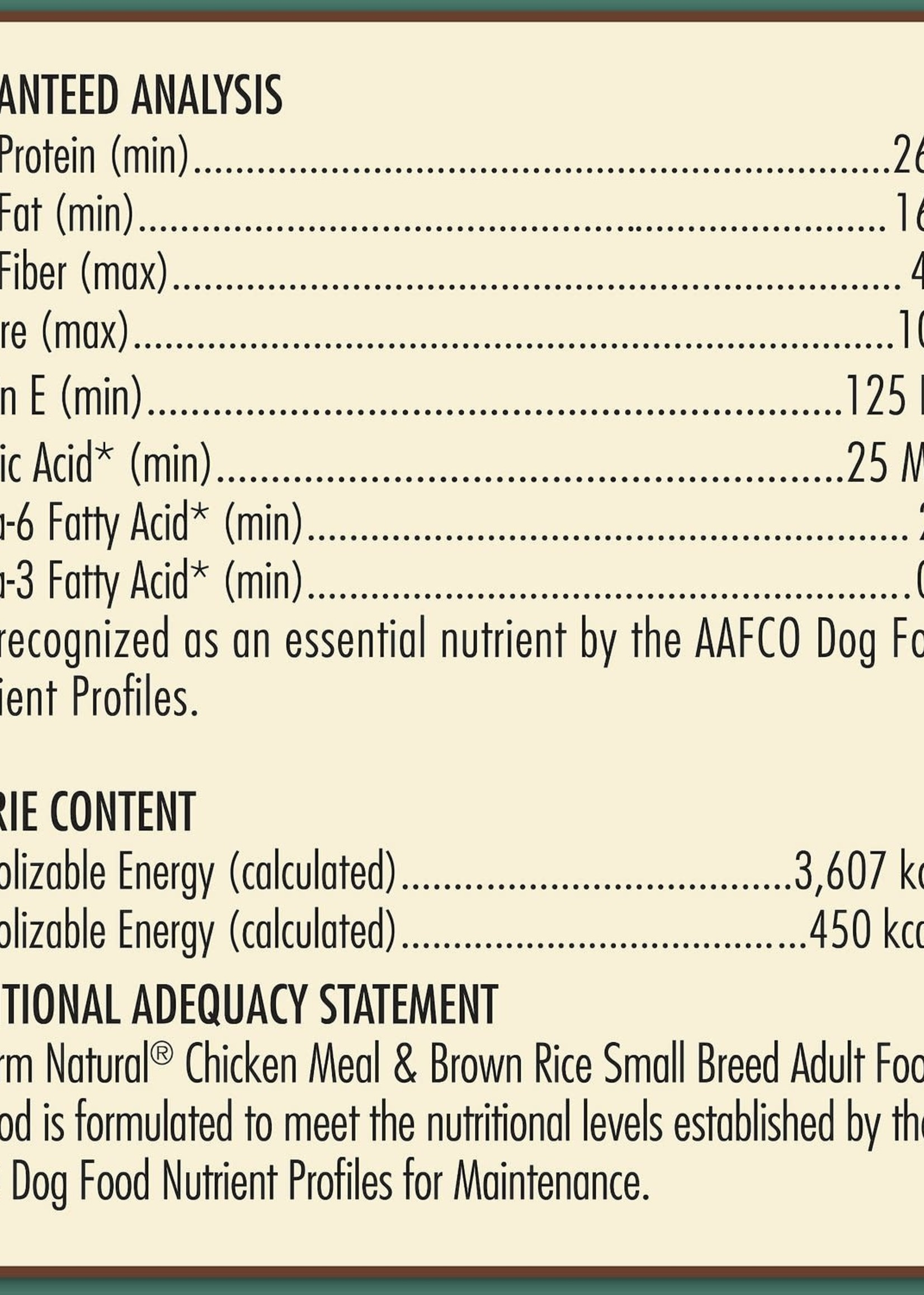 AvoDerm by Breeder's Choice AvoDerm Dog Dry Chicken and Rice Small Breed