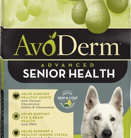 Breeder's Choice Pet Foods, Inc. AvoDerm Dog Dry Lamb and Chicken Senior Health