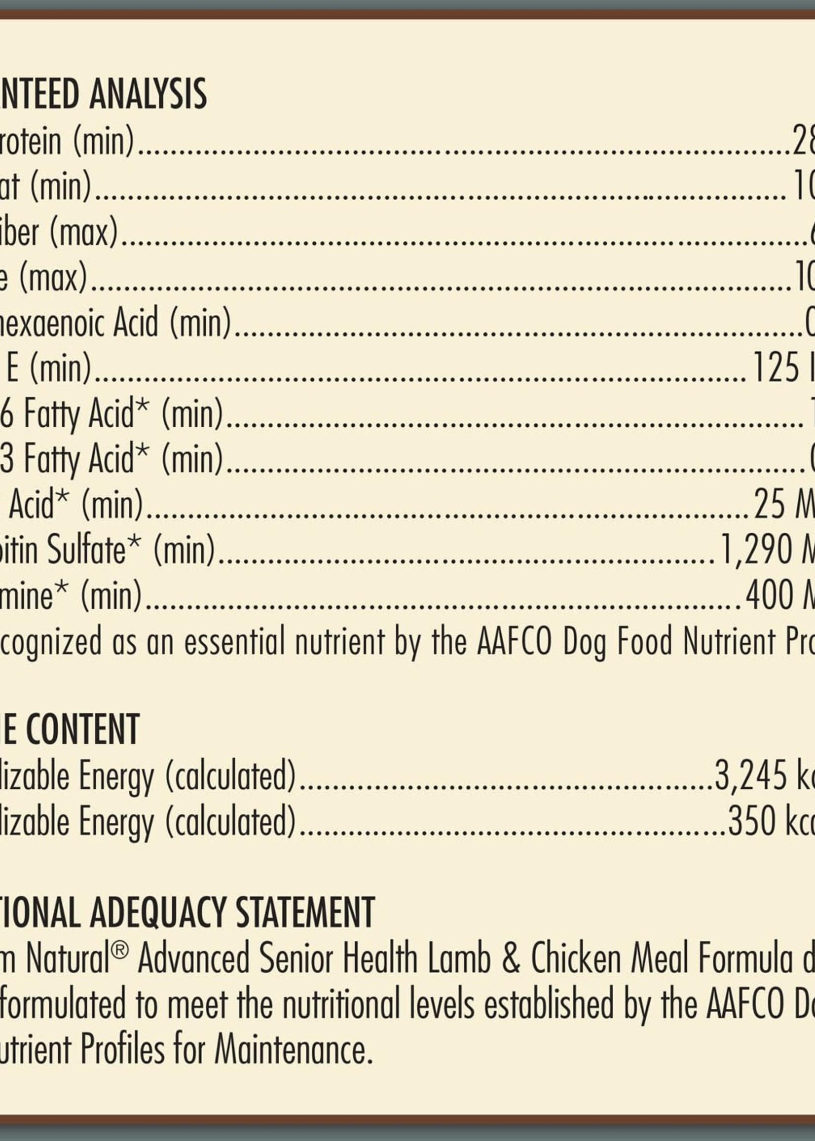 AvoDerm by Breeder's Choice AvoDerm Dog Dry Lamb and Chicken Senior Health