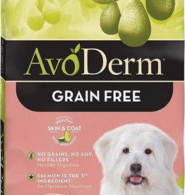 AvoDerm by Breeder's Choice AvoDerm Dog Dry GF Salmon and Vegetable
