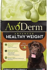 AvoDerm by Breeder's Choice AvoDerm Dog Dry Turkey Healthy Weight