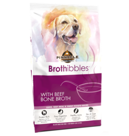 Pinnacle by Breeder's Choice Pinnacle Dog Dry Brothibbles Lamb, Beef, and Sweet Potato