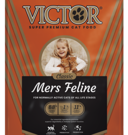 Victor/Mid America Pet Victor Cat Dry Mers Classic Feline