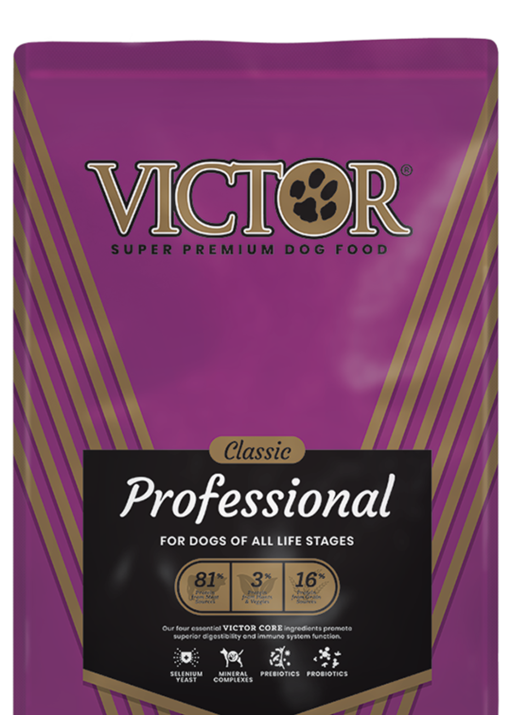 Victor/Mid America Pet Victor Dog Dry Classic Professional