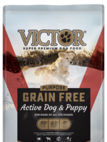 Victor/Mid America Pet Victor Dog Dry Purpose Active Dog and Puppy