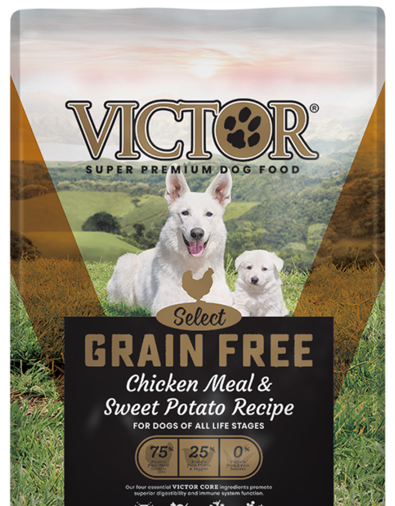 Victor/Mid America Pet Victor Dog Dry Select Chicken and Sweet Potato