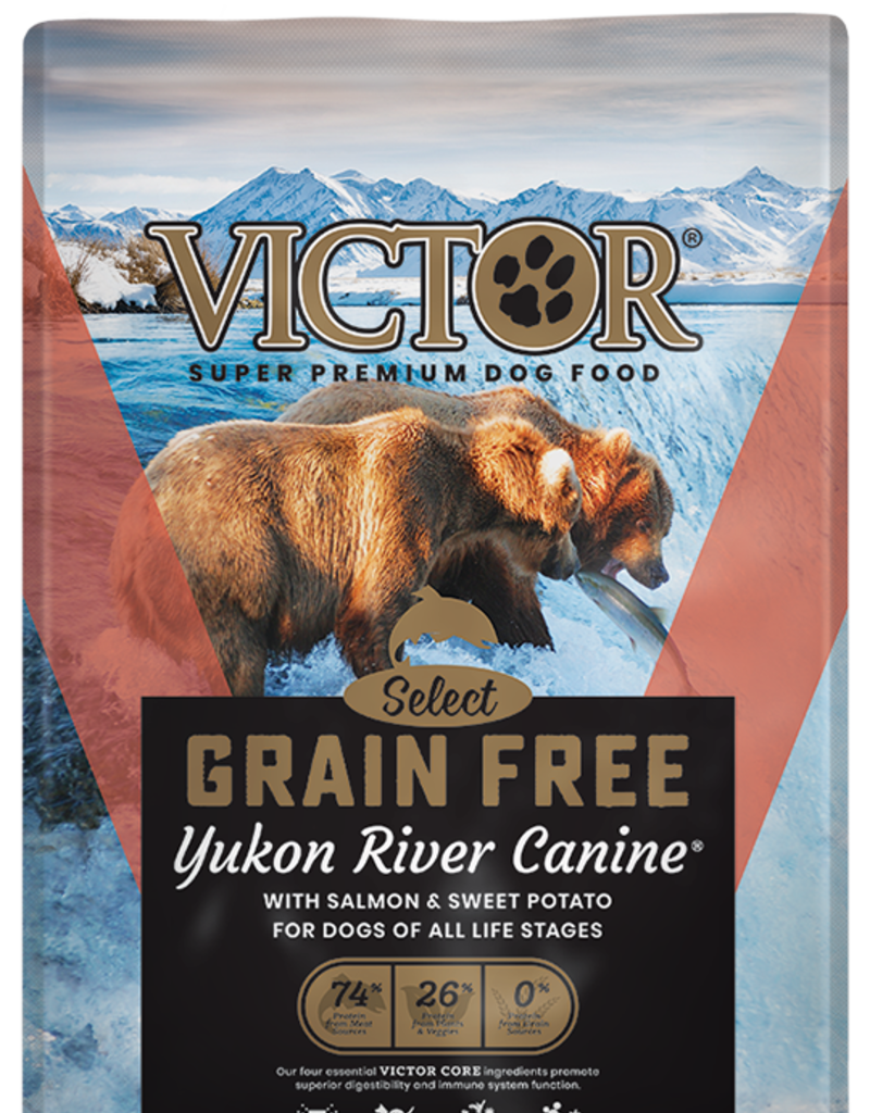 Victor/Mid America Pet Victor Dog Dry Select Yukon River