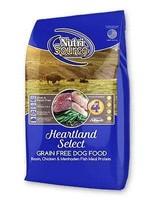 NutriSource NutriSource Dog Dry Grain Free Heartland